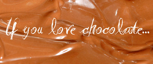 Chocolate - feature