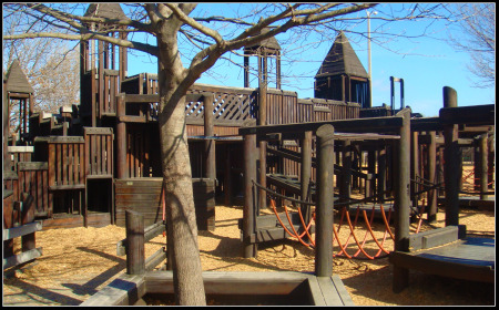 Eureaka Playground inside