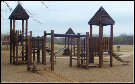 River Legacy Park Play Area