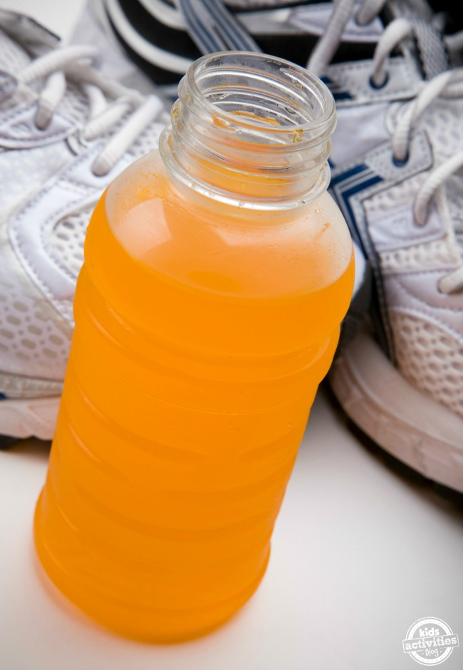 Make Your Own Sports Drink