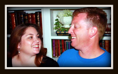 John and Kaysie of Project Baby Surprise
