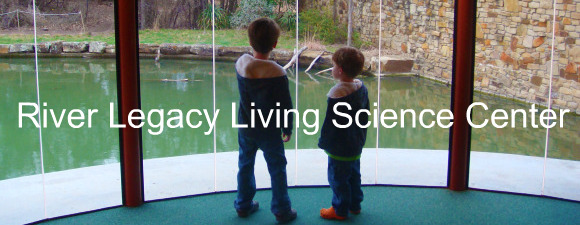 River legacy Living Science Center in Arlington - feat ns