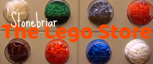 The Lego Store Stonebriar - feature