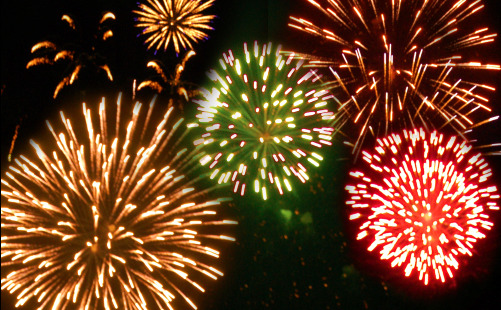 Celebrate Roanoke Fireworks