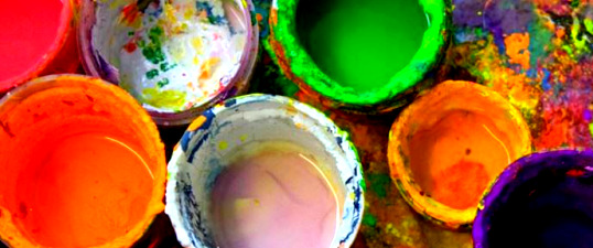 art studio paints