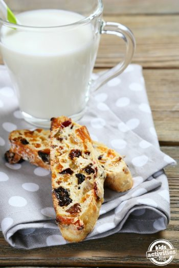Biscotti Recipe - With lots of flavor Variations!