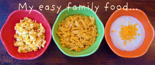 My easy family food revised - featuree