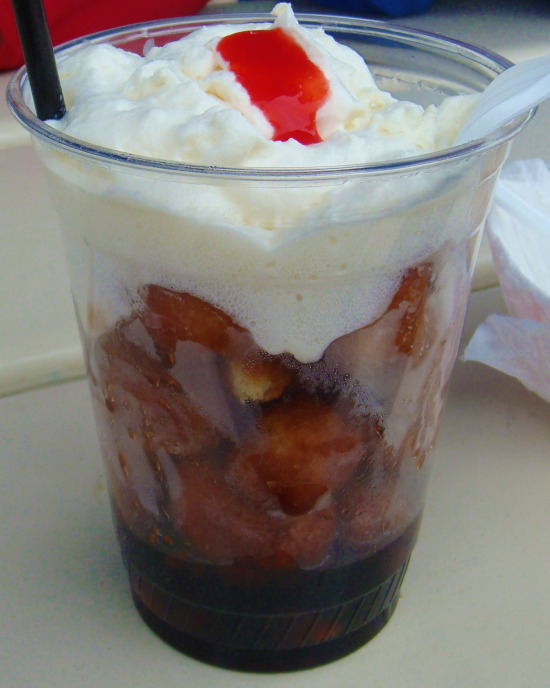 State Fair of Texas Fried Coke