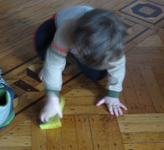 Blog Carnival: Chores and Getting Kids to do them!