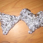 Making Shapes with Aluminum Foil