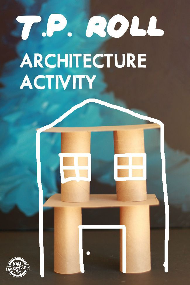 TP Roll Architecture Activity