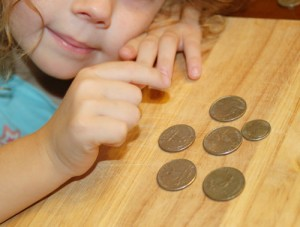 learning with coins