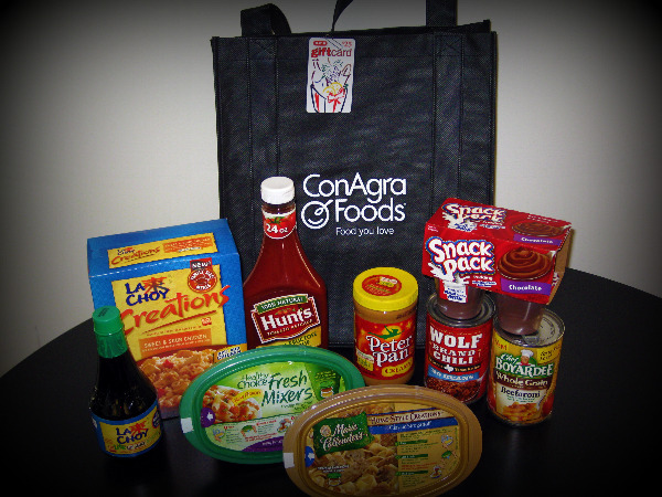 h-e-b and conagra giveaway – it is BIG!