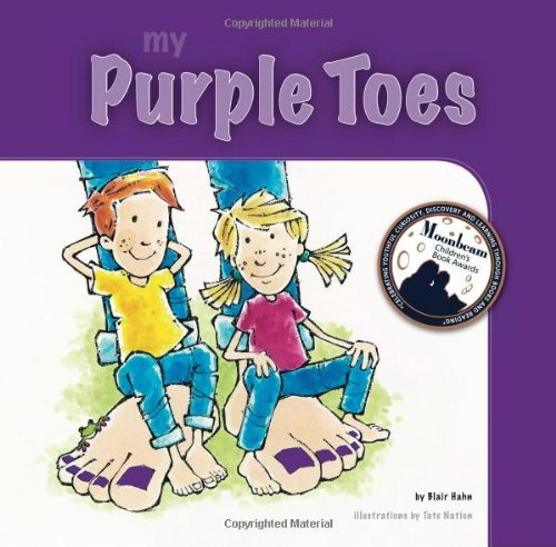 Purple Toes: The Book & Activity
