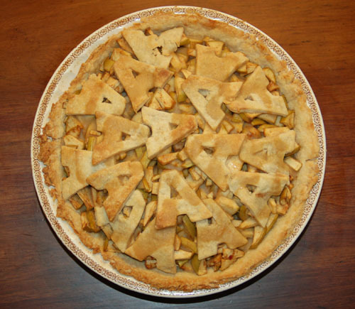 Apple Pie so Easy that you can Make it with Your Kids