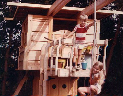 extreme play house