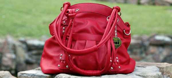 Epiphanie Bag - Lola in red