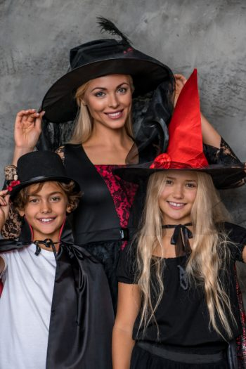 The Most Spooktacular Family Halloween Costumes