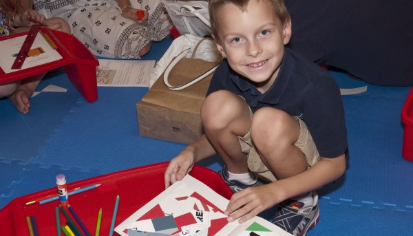 Amon Carter Museum Family Fun Day