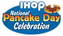 National Pancake Day IHOP