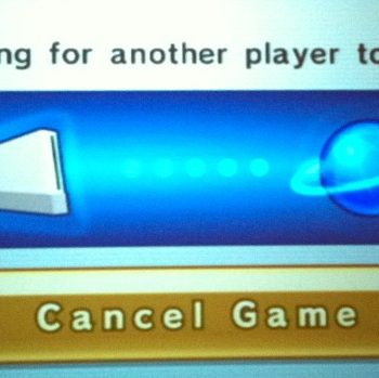 wii waiting for player to join