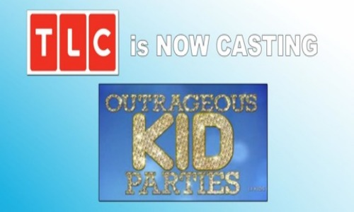 Outrageous Kid Parties logo