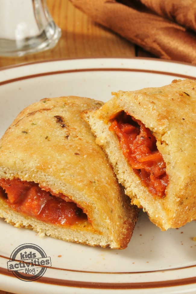 DIY Hot Pockets: Perfect On-the-go Meal
