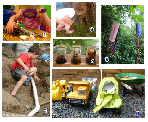 Environment Play for preschoolers