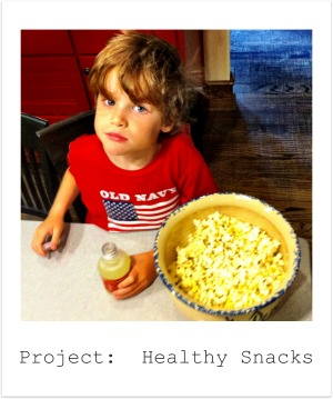 Project Healthy Snacks
