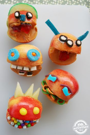 Birthday party snack idea