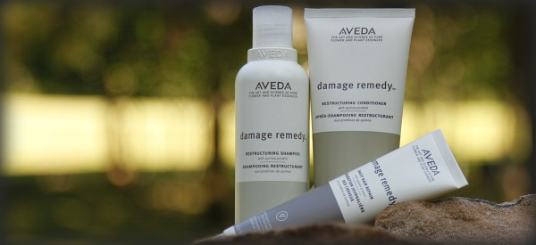 damage remedy from aveda for hair
