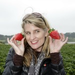holly in the strawberry fields