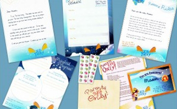 Kid Fairy for boys package