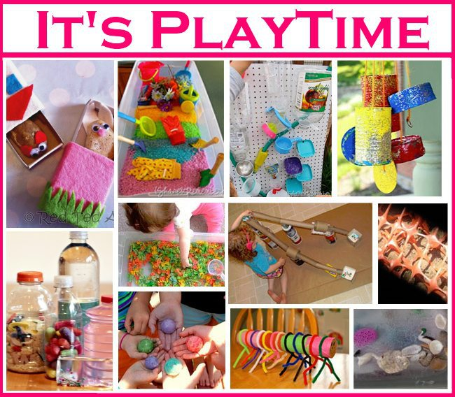 It's Playtime for Kids