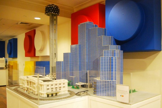 Hyatt in Legos