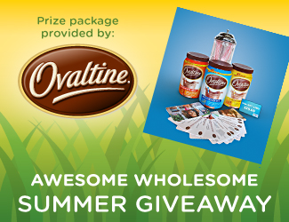 Ovaltine Giveaway