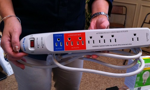 smart strip outlet by Bits Limited