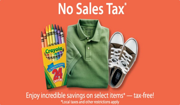 no sales tax. grey and white shoes, green shirt and 24 pack crayons