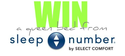 win a queen bed from sleep number