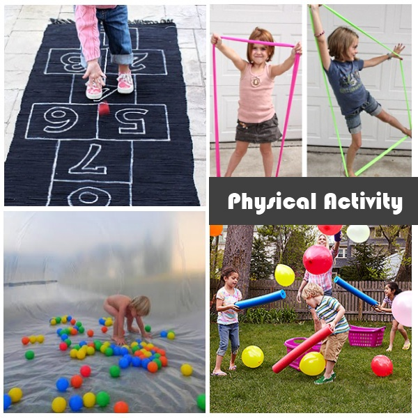 Physical movement for kids