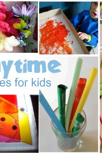 playtime activities for kids
