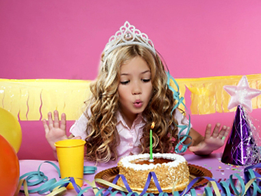 Be Girly Birthday Parties & Boutique