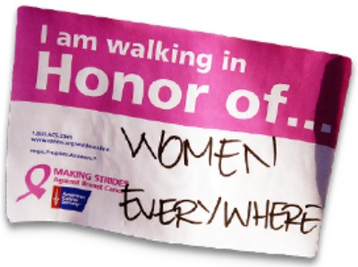 walking for women tag