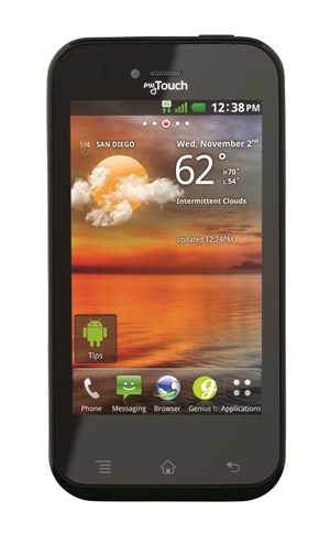 T Mobile myTouch