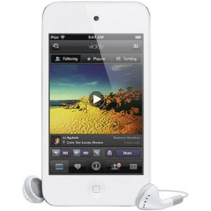 Apple iPod Touch White