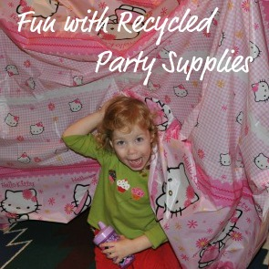 Recycled Party Supplies