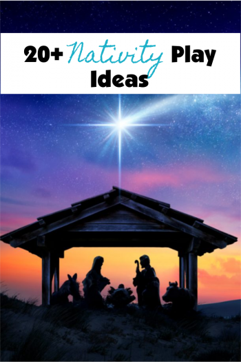 20+ nativity play ideas