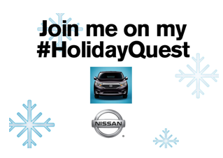 Join me on #HolidayQuest