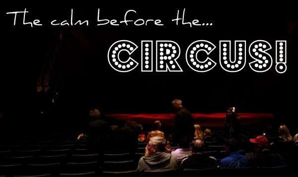 before the circus
