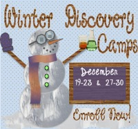 winter discovery camps